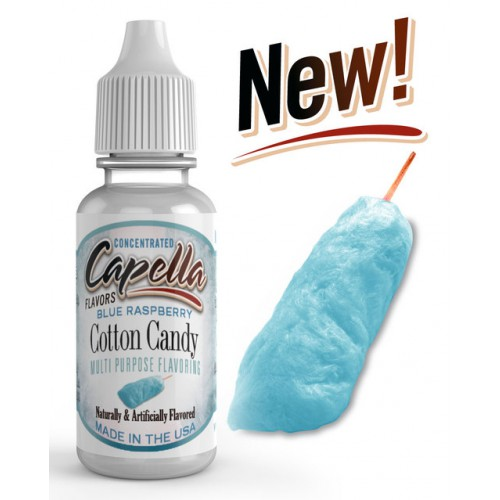Capella Flavors - Aroma Blue Raspberry Cotton Candy
