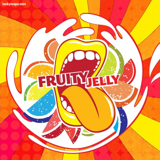 Big MOUTH - Aroma Fruity Jelly