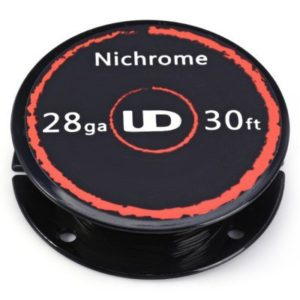 Nichrome Resistance Wire 0.30mm (28GA) Youde UD 30FT (10mt)