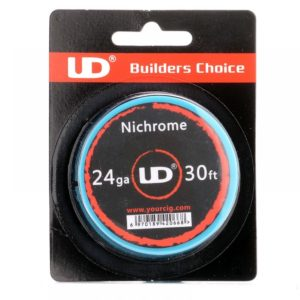 Nichrome Resistance Wire 0.50mm (24GA) Youde UD 30FT (10mt)