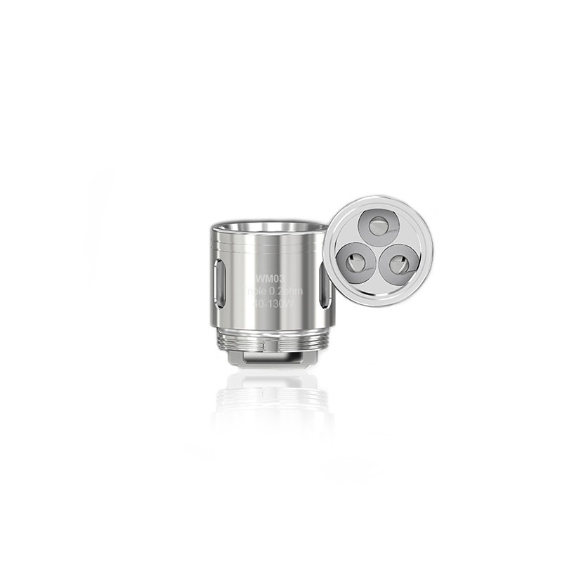 Head Coil - WM03 0.2 ohm per Atomizzatore Gnome By Wismec