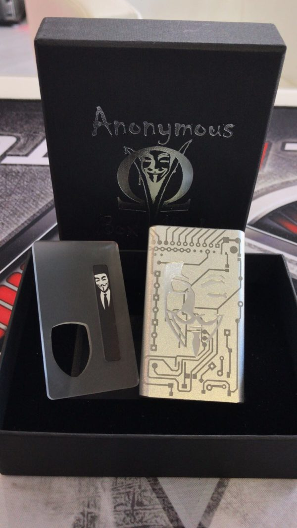 Anonymous V5 Box BF - Circuit Edition - By Anonymous Mod