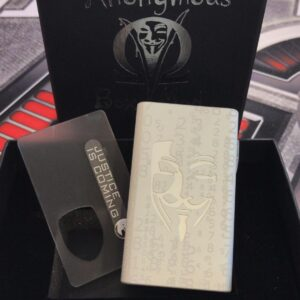 Anonymous V5 Box BF - Number Edition - By Anonymous Mod