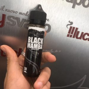 Azhads Elixirs - Aroma Istantaneo Black Mamba linea Back in Black 20ml