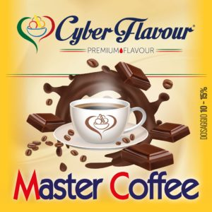 Cyber Flavour - Aroma Concentrato Master Coffee 10ml