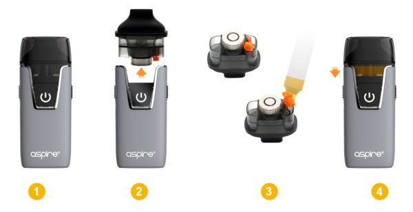Kit Nautilus Aio Pod by Aspire