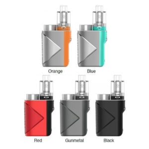 Lucid 80W TC con atomizzatore Lumi By GeekVape - Starter Kit