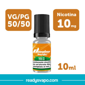 Domina booster base neutra 10 nicotina 50-50 da 10ml – TPD