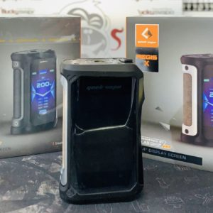 Aegis X 200W TC By GeekVape - Solo Box