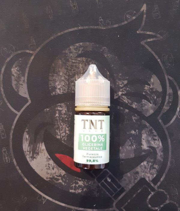 Glicerina Vegetale Full VG da 30ml By TNT Vape