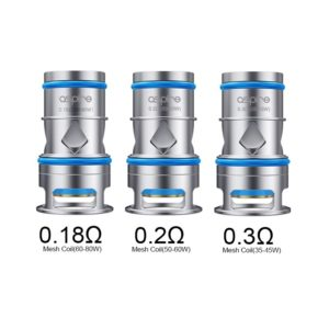 Head Coil di Ricambio per Odan e Odan Mini By Aspire