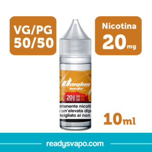 Domina booster base neutra 20 nicotina 50-50 da 10ml – TPD