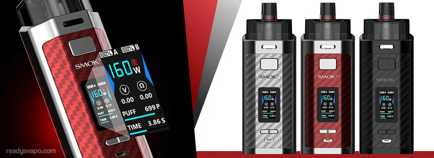 slide smok rpm 160