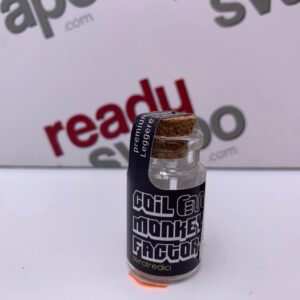 Coil ALIEN TRICORE ID 3mm 0.13ohm - Coil Monkey Factory