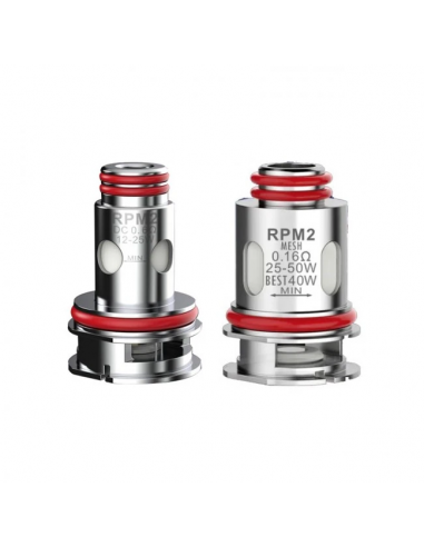 Head Coil RPM2 SmokTech