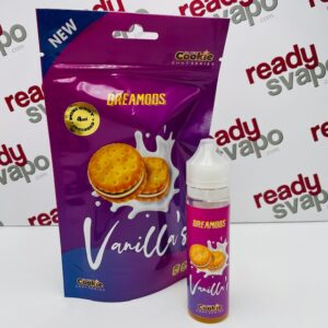 Dreamods - All Star Cookie Vanillas - Istantaneo 20ml