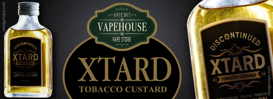 slide aroma xtard limited edition vapehouse