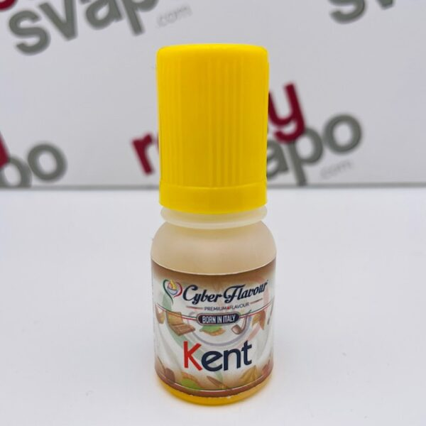 Cyber Flavour - Aroma Concentrato Kent 10ml